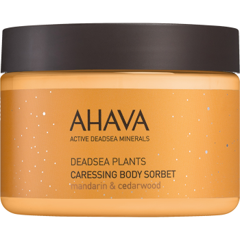 Нежный крем-сорбет для тела «Кедр и мандарин» Ahava Caressing Body Sorbet — фото 4